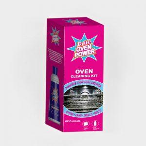 Brite Oven Power Kit