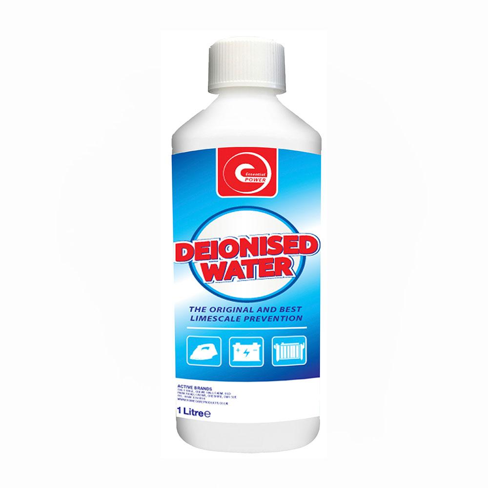 Deionised Water 1L