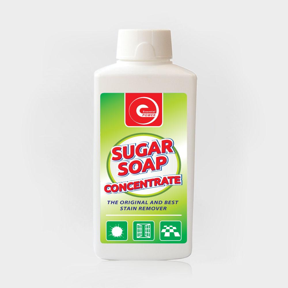 Sugar Soap Concentrate 500ml