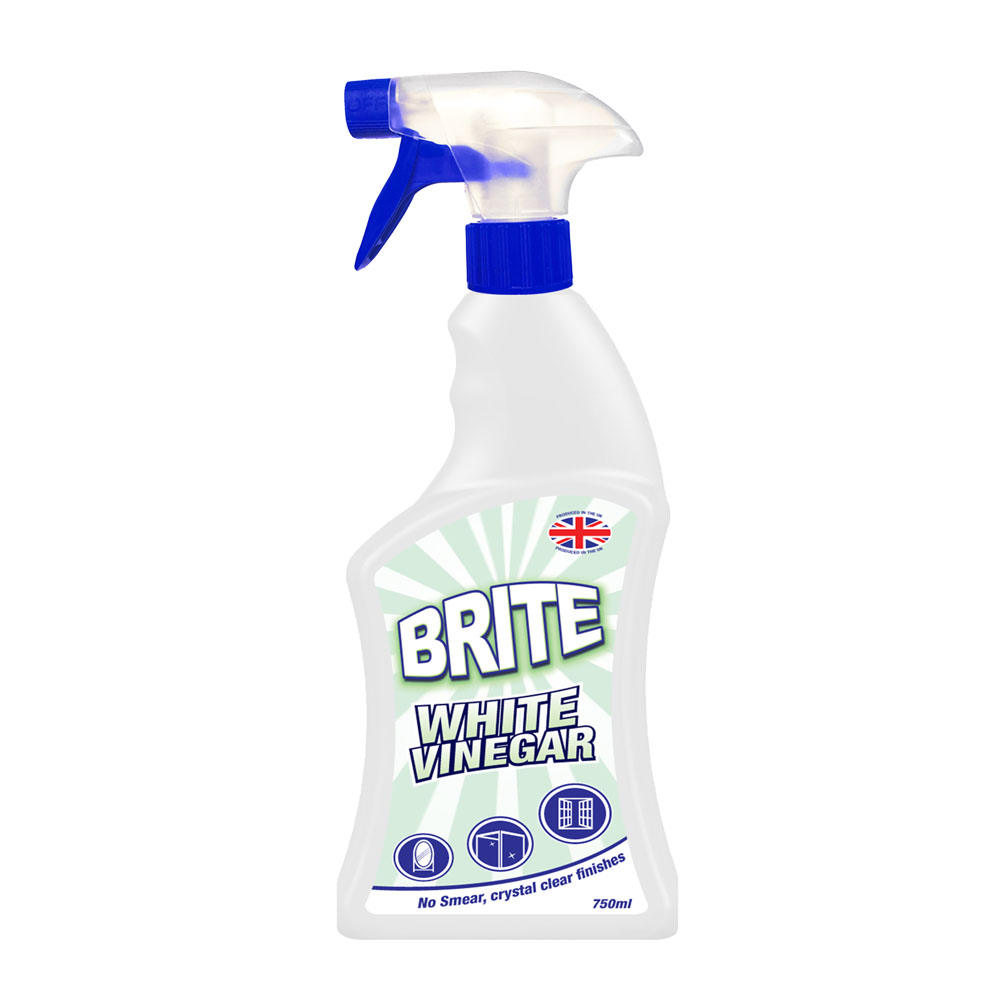 Brite White Vinegar Spray
